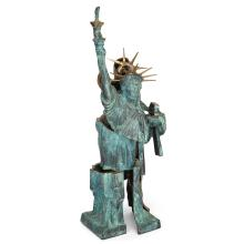 Arman French/American, 1928-2005 Statue of Liberty