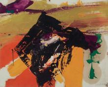 Franz Kline American, 1910-1962 Untitled, circa 1957
