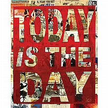Peter Tunney American, 20th Century Today is the Day