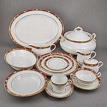 Royal Crown Derby Porcelain Table Service