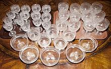 Glass Stemware Service