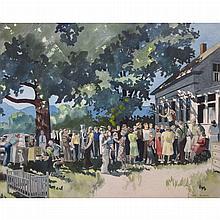 Walton Blodgett American, 1908-1963 Auction at Elmore