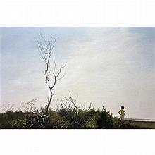 Alan Price British/American, 1926-2002 Cape Page, Martha's Vineyard, 1969