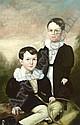 American School 19th Century Romford Brothers of Providence, Rhode Island