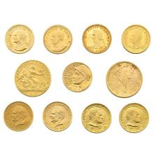 United States Commemorative Gold Coins