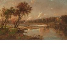 American Paintings, Furniture & Decorative Arts