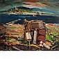 Antonio Cirino American, 1889-1983 Lobster Traps