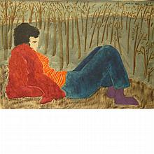 March Avery American, b. 1932 Michelle, 1965