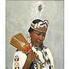 Lunda Lou Hoyle Gill American, 1928-2003 Kiowa Indian, Oklahoma