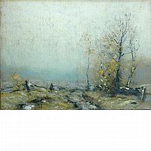 Bruce Crane American, 1857-1937 Early Spring