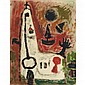 Eugene Brands Dutch, 1913-2002 Untitled, 1951