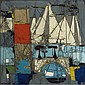 Claude Venard French, 1913-1999 Boats