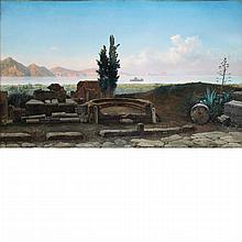Federico Nerly Italian, 1824-1919 Pompeii, circa 1880