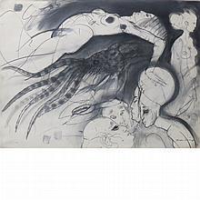 Robert Beauchamp American, 1923-1995 Untitled, 1965