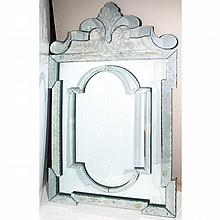 Venetian Style Mirror Framed Mirror