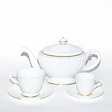 Royal Worcester Porcelain Part Dinner Service