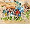 Gifford Beal American, 1879-1956 County Fair