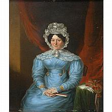 English School 19th Century Portrait of Hannah More