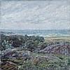 Charles Salis Kaelin American, 1858-1929 Coastal Scene