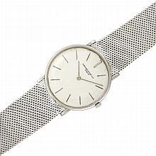 Gentleman's White Gold Wristwatch, Audemars Piguet