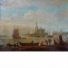 Follower of Abraham Storck Dutch Harbor