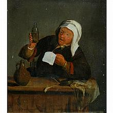 Leyden School 17th/18th Century Rederijkers: Two