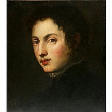Manner of Titian Head of a Boy