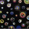Takashi Murakami Japanese, b. 1962 Jellyfish Eyes - Black 3, 2004/2012