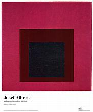 2014 Albers Homage to the Square: Guarded Poster