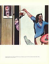 1972 Bacon Trois Etudes D'Isabel Rawsthorne Poster