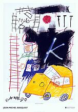 Basquiat Untitled Poster