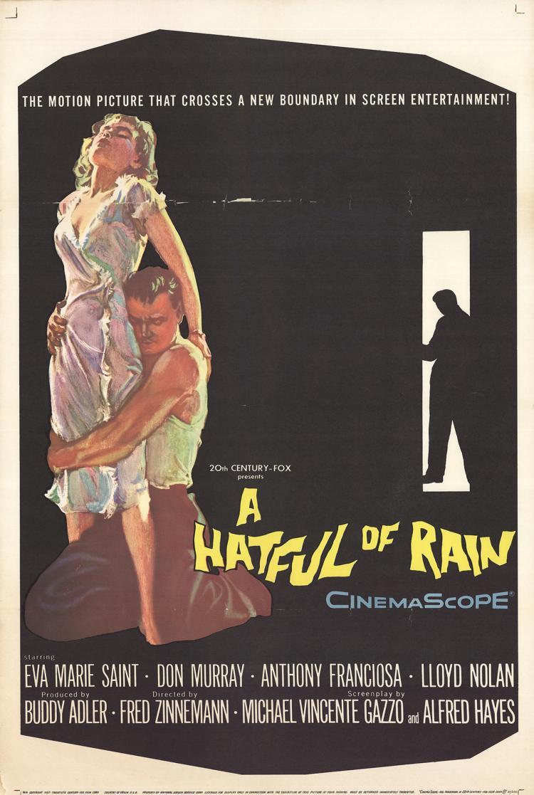 A Hatful of Rain - 1957