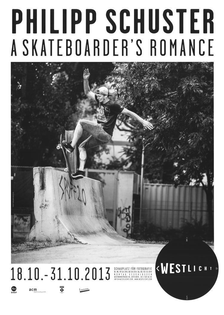 Benjamin Bedfisch - A Skateboarder's Romance (Untitled) - 2013