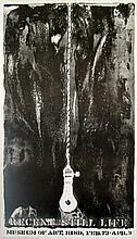 1968 Johns Recent Still Life (Light Bulb) Lithograph