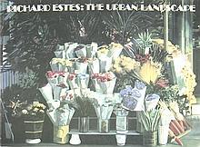 1978 Richard Estes: The Urban Landscape Book