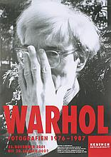 50 Warhol 2003 Self-Portrait Posters