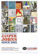 2004 Johns Past Things and Present Poster
