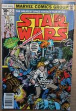 1977 Star Wars #2 Book