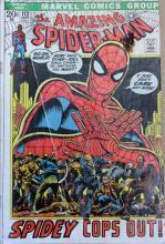 1972 Amazing Spider-Man #112 Book