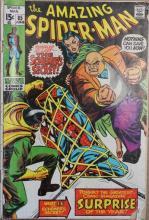1972 Amazing Spider-Man #85 Book