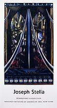 Stella The Brooklyn Bridge, Variation on an old theme Poster
