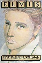 Glaser Elvis Poster