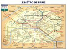 100 RATP Le Metro de Paris Posters