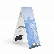 25 Rene Magritte Le Domaine d'Arnheim - Le Modele rouge Magnetic Bookmarks