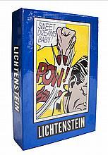 Set of 20 Lichtenstein Greeting Cards