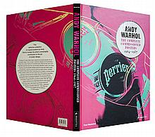 2014 Andy Warhol-The Complete Commissioned Posters 1964-1987 Book