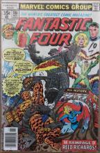 1977 Fantastic Four #188 Book