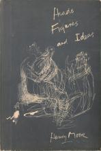 1958 Henry Moore Heads, Figures, and Ideas Book