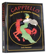 2004 Jack Rennert: The Posters of Leonetto Cappiello Book