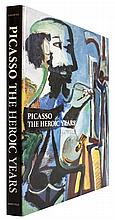 1971 Pablo Picasso: The Heroic Years Book